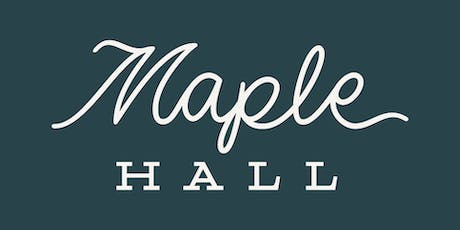 City People Members-Only Maple Hall Bowling Social tickets
