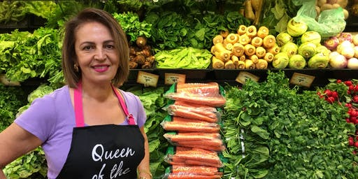 Healthy cooking with shayda-Latin Comfort Foods