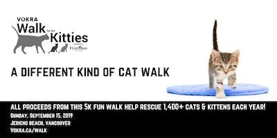 VOKRA Walk for the Kitties 2019