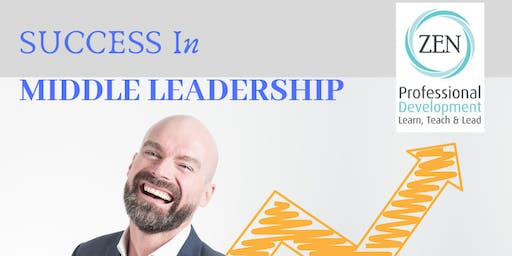Success in Middle Leadership
