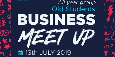 Nav-West Old Students Business Meet-Up tickets