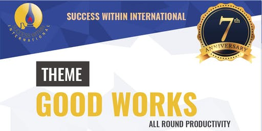 SWI Conference 2019 : Good Works