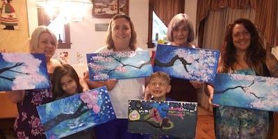 Wacky Wednesdays: Family Art Night