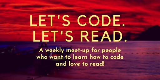 Let's Code. Let's Read.
