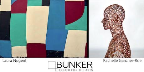 Closing Reception and Artist talk: Laura Nugent / Rachelle Gardner-Roe tickets