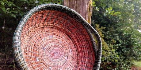 Moody Forest Basket Weaving Class tickets