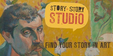STORY STORY STUDiO: Finding Your Story in Art tickets