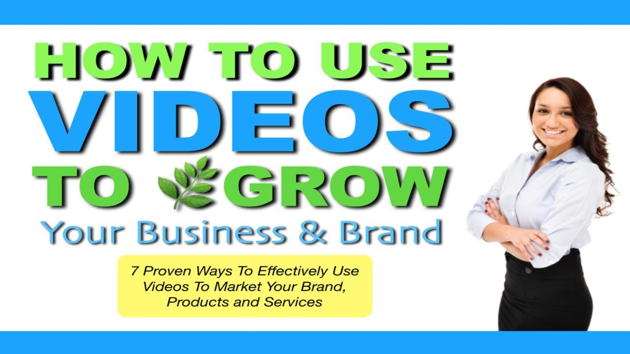 Marketing: How To Use Videos to Grow Your Business & Brand -Scottsdale,AZ