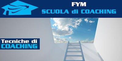 TECNICHE DI COACHING - Roma
