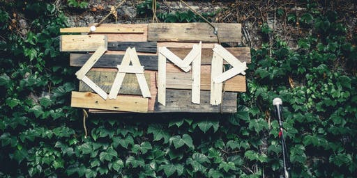 CAMP: A Comedy Show - August 26th!