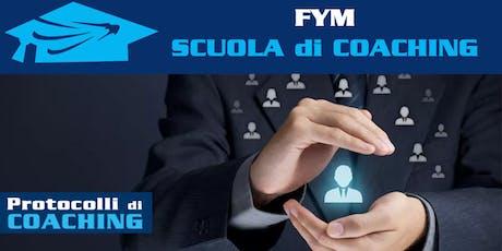 PROTOCOLLI DI COACHING - Roma biglietti