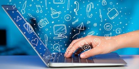 Digital Marketing Introduction: Social Media & Business M3 tickets