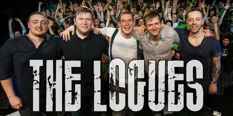 The Logues Live At Sandinos tickets