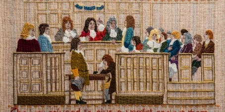 The Trial of Penn and Mead