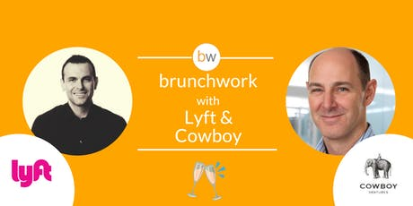 Lyft & Cowboy Ventures brunchwork tickets