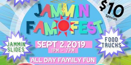 Jammin Fam Fest tickets