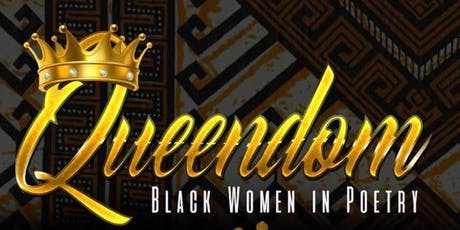 QUEENDOM: Black Women in Poetry  tickets