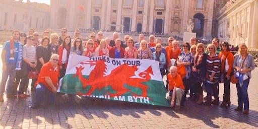 England v Wales: Register interest