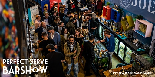 Perfect Serve Barshow Amsterdam 2020