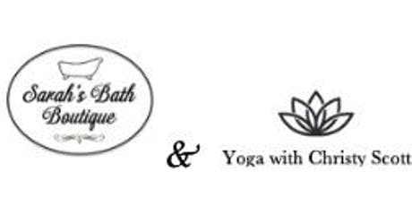 Make Your Own Candle and Yoga & Meditation tickets