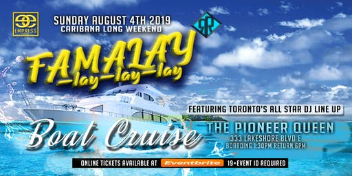 Famalay Boat Cruise - Caribana Sunday