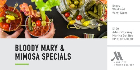 Built Your Own Bloody Mary Bar tickets