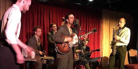 James McClaskey & His Rhythm Band tickets