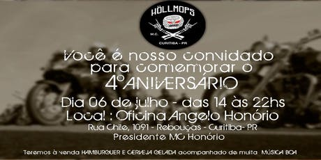 4° Aniversário Höllmops ingressos
