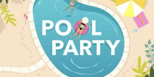 Rockstar Pool Party