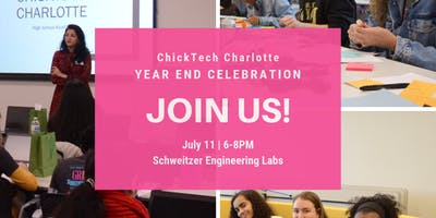 Year-end Celebration Party - ChickTech Charlotte