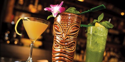 Tiki Cocktail Class and Seminar ($15.00)