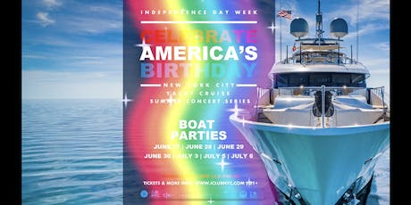 YACHT PARTY CRUISE  WORLD PRIDE 2019  tickets