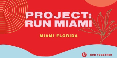 Project: Run Miami [lululemon Lincoln Road] x Barry's Bootcamp tickets