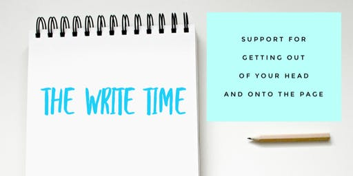 The Write Time - Get Creating!