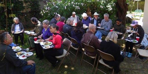 Acalanatha Ceremony-Dharma Talk and picnic