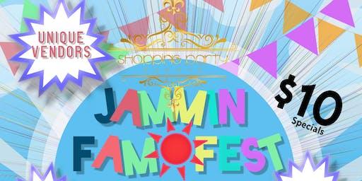 Jammin Fam Fest Vendors
