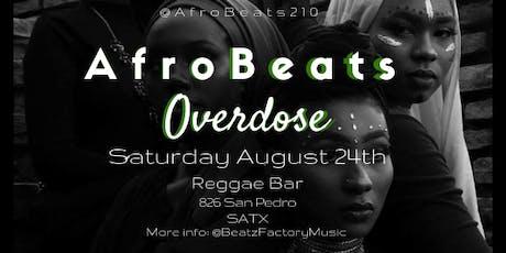 AfroBeats Overdose tickets