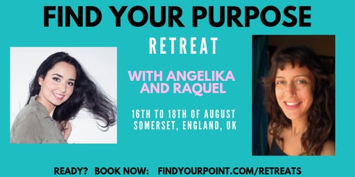 Find Your Purpose Retreat