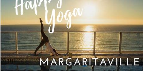 Happy Hour Yoga at Margaritaville Beach Resort 7/12 tickets