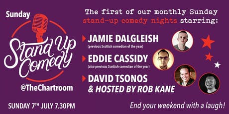 Sunday Stand-Up Comedy tickets