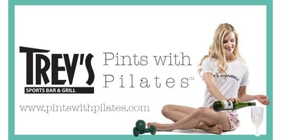 Pints w/ Pilates at Trev's Sports Bar & Grill