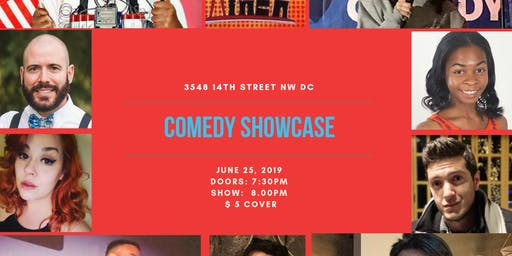 The Pinch Hitters Comedy Showcase