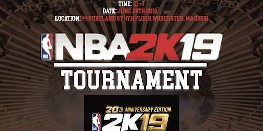 NBA 2K Tournament: Summer Jam Classic Edition