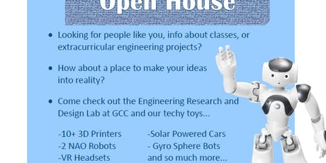 Engineering Open House tickets