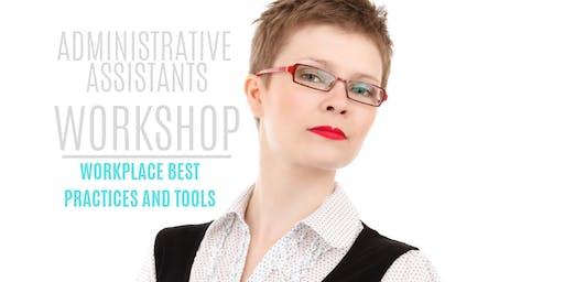 Administrative Assistant Workshop