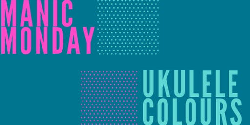 Manic Monday & the Ukulele Colours: Das Mitsing-Konzert!