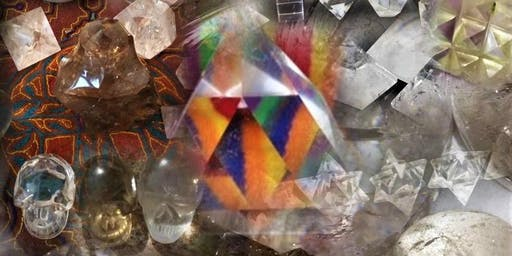 The Art of Crystal & Universal Patterns of Sacred Geometry with Irma StarSpirit
