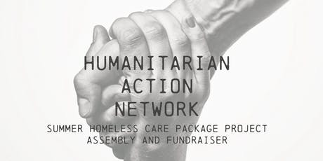 Summer Homeless Care Package Project Assembly and Fundraiser tickets