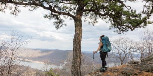 Women's Small Group Beginner Backpacking in Harriman State Park