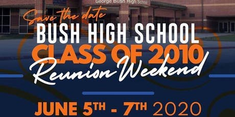 BHS Class of 2010 Reunion Weekend tickets